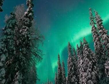 Aurora Hunting Trip by Minibus